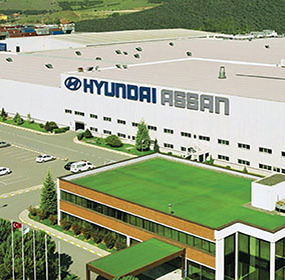 Hyundai Assan Adapazarı Fabrikası