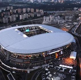 T.T Arena Stadyumu