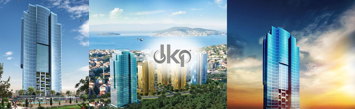 DKP Siyah Sac Kanal Adam Kule projesinde bulundu