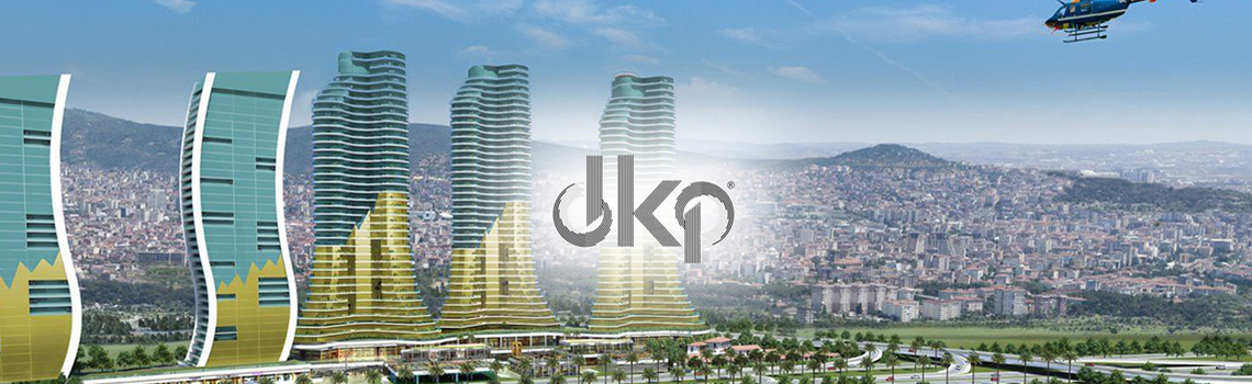 DKP Siyah Sac Kanal İstanbul Marin projesinde yerini aldı