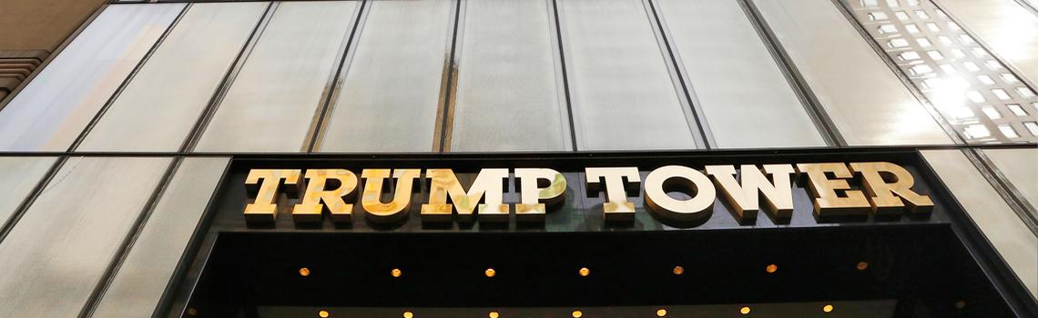 DKP Siyah Sac Kanal Trump Tower projesinde