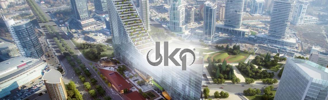 DKP Siyah Sac Kanal YDA Center projesine imza attı