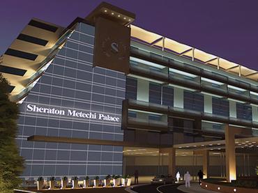 DKP Siyah Sac Kanal Metechi Sheraton Hotel projesi gerçekleştirildi