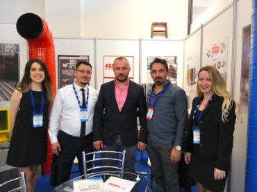 2019 Teskon + SODEX İzmir fuarında yerimizi aldık