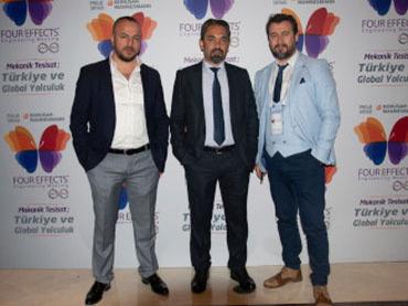 2019 Four Effects Mekanik Tesisat sektörü Hilton Bomonti' de buluştu
